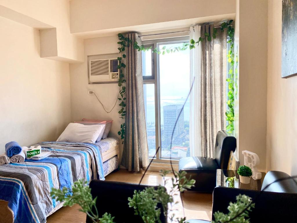 Modern Studio Apartment With Manila Bay View Sunset Philippines Booking Com