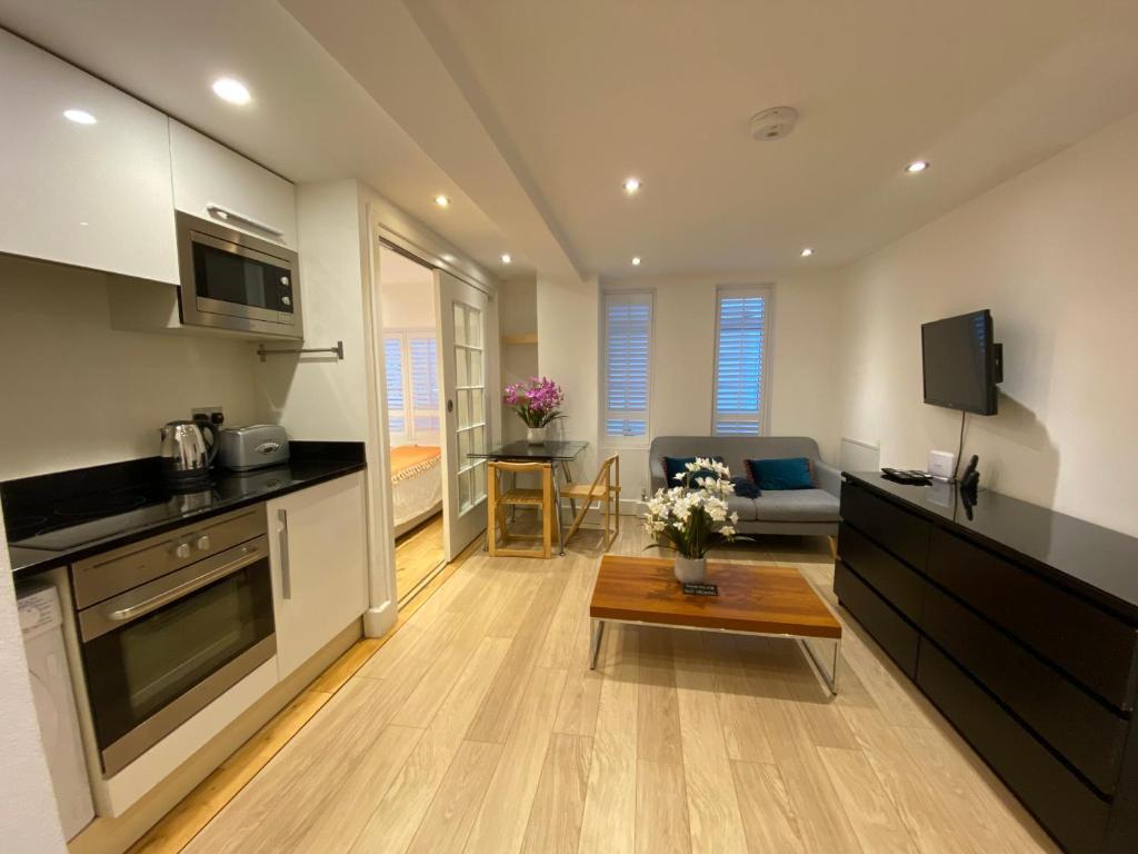 Apartment Flat 6 Chelsea London 1 Bed Uk Booking Com