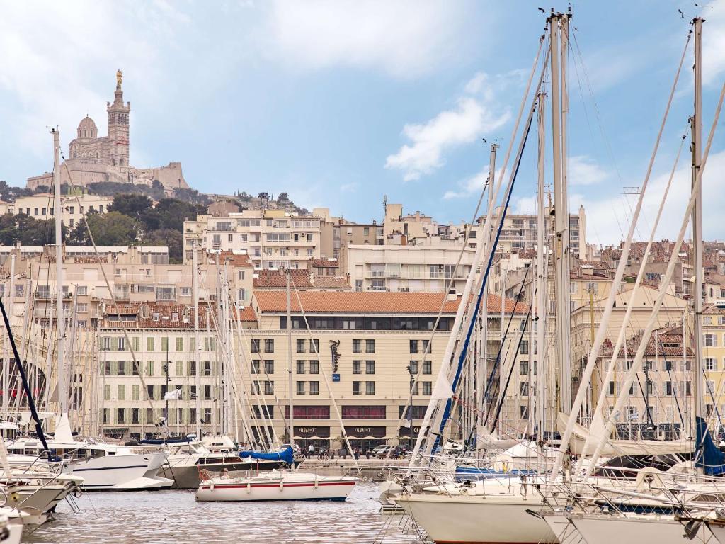 Radisson Blu Hotel Marseille Vieux Port Marseille, France