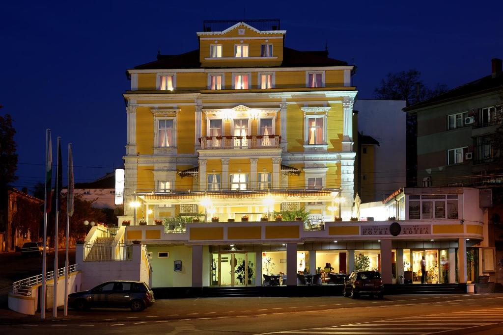 Hotel Anna Palace Ruse, Bulgaria