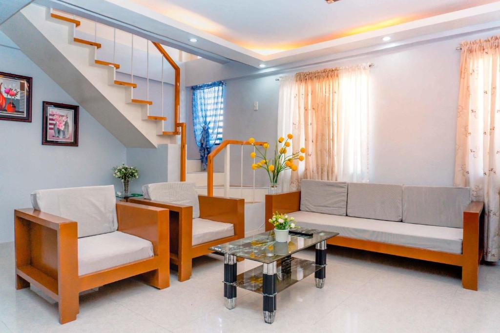 Apartment Two Story 87 Sqm Fully Mactan Philippines Booking Com
