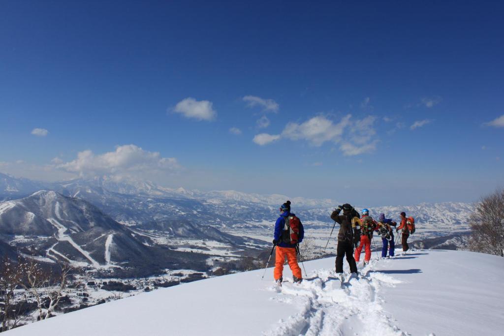 Aspen Shiga during the winter