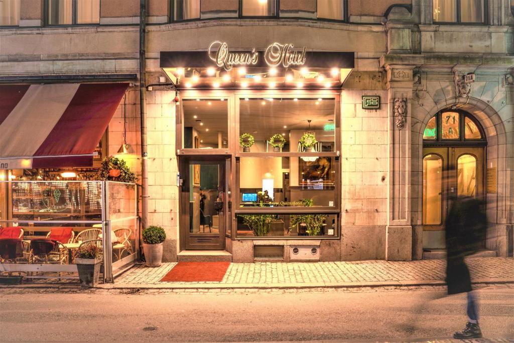 Queen's Hotel Stockholm, Sweden