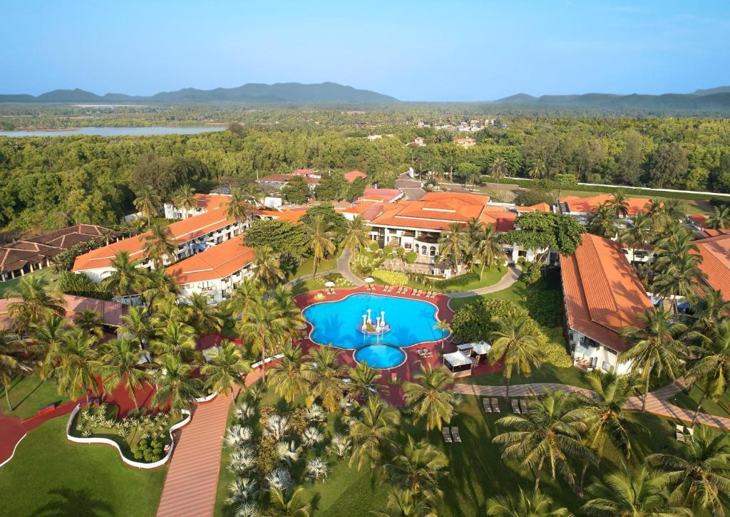 A bird's-eye view of Holiday Inn Resort Goa