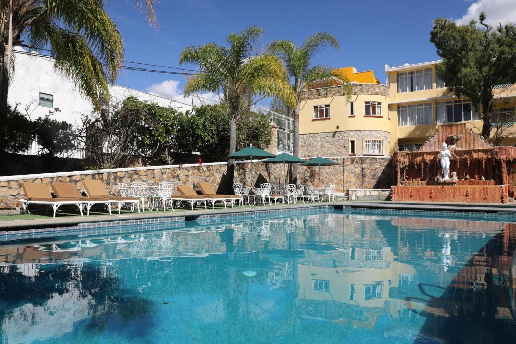 Hotel Belisana Mexico Ixtapan De La Sal Booking Com