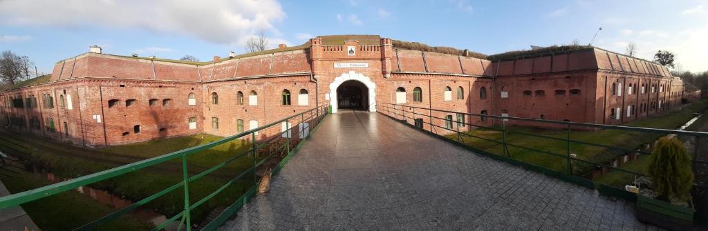 Twierdza Toruń - Fort IV