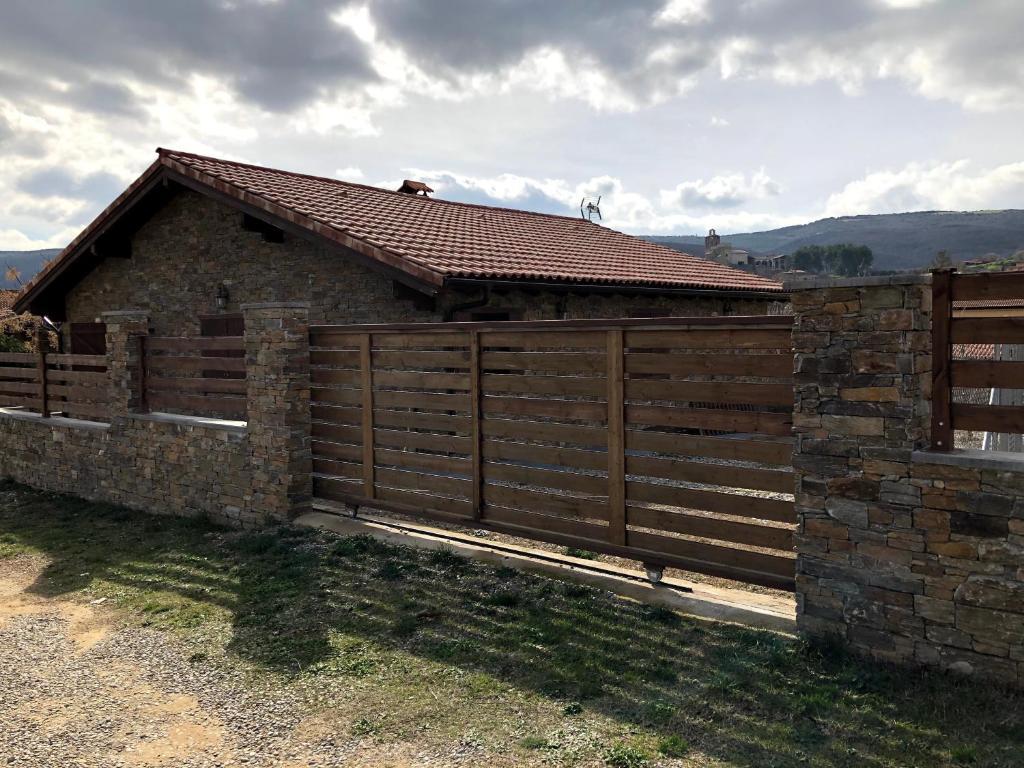 Edificio en el que se encuentra la casa o chalet