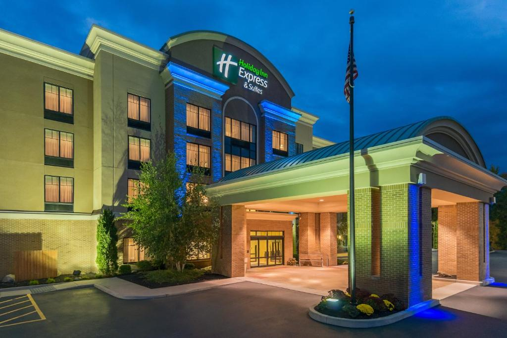 Holiday Inn Express Hotel & Suites Rochester Webster