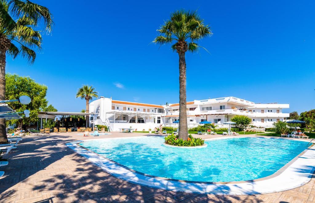 Sabina Hotel Theologos, Greece