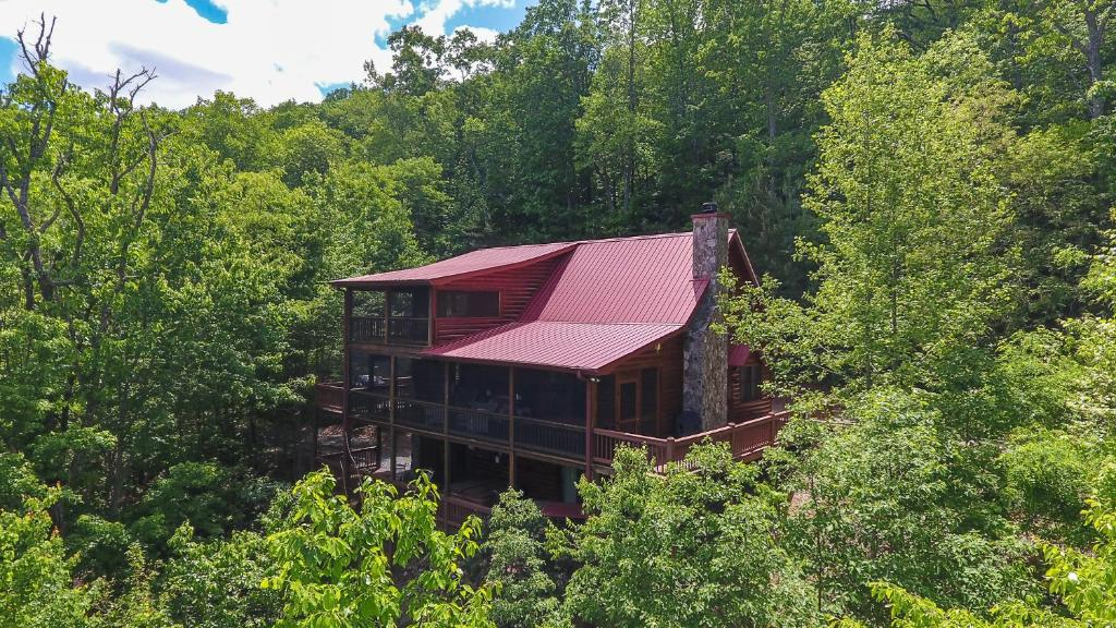 CABIN TIME - When you need to relax and unwind a visit to Cabin Time is what you need!
