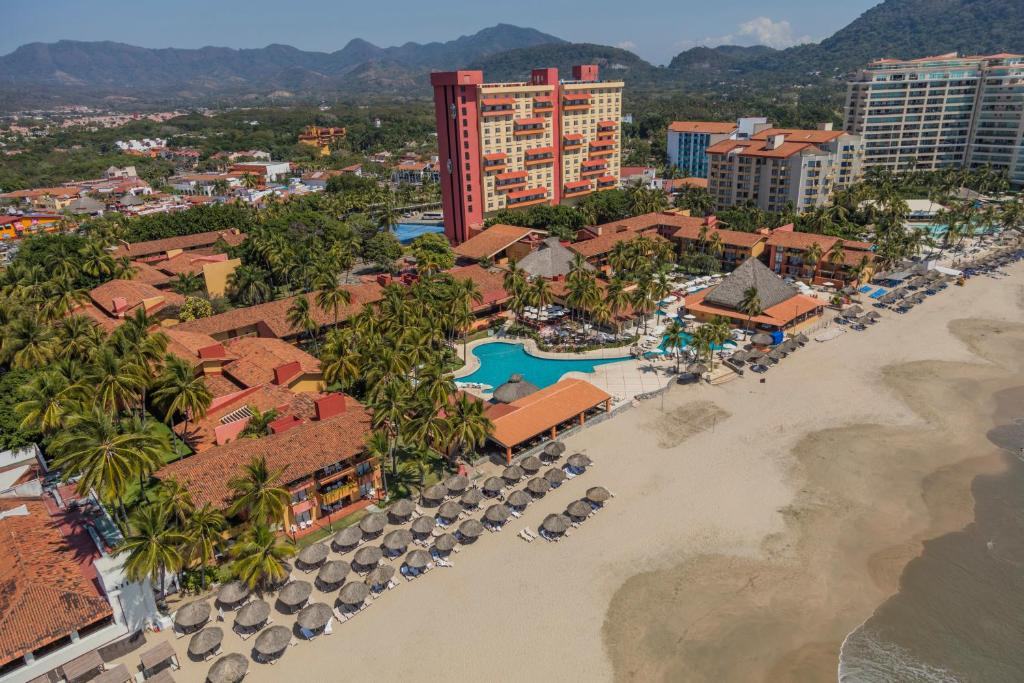 Holiday Inn Resort Ixtapa All-Inclusive a vista de pájaro