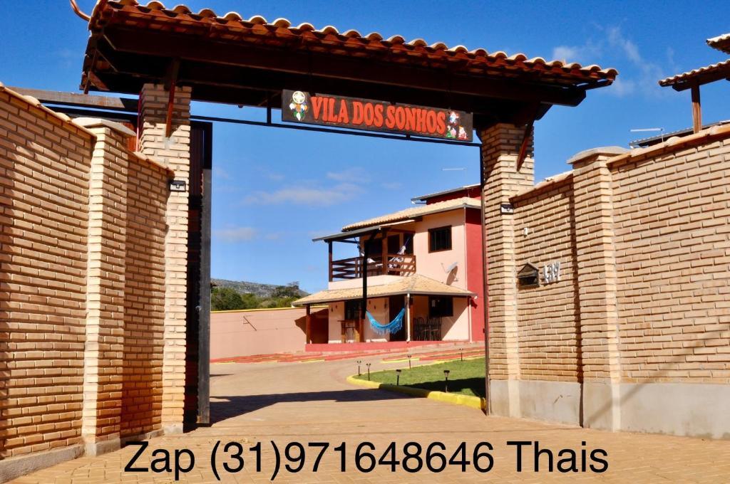 Vila Dos Sonhos Lapinha