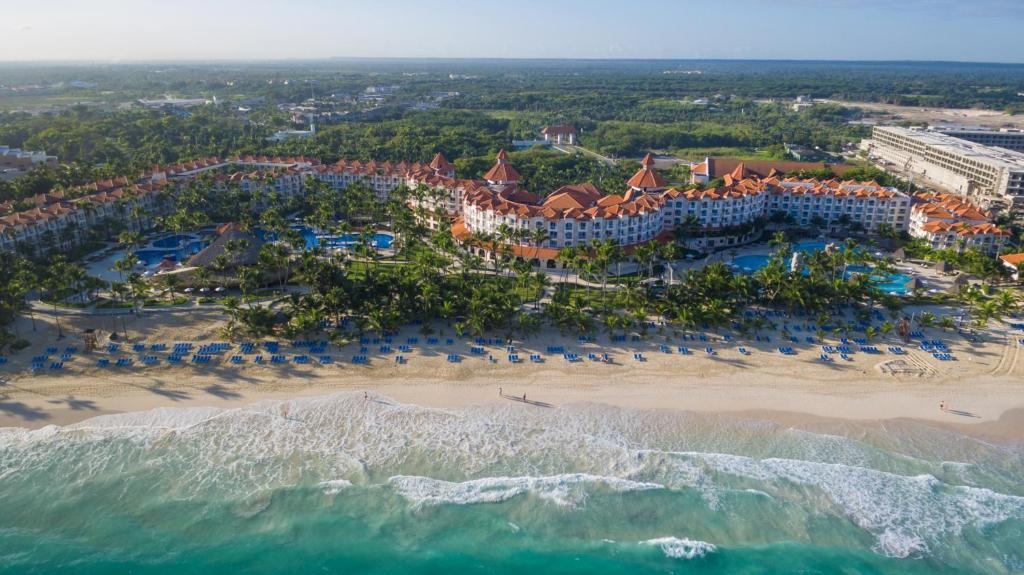 A bird's-eye view of Occidental Caribe - All Inclusive (former Barcelo Punta Cana)