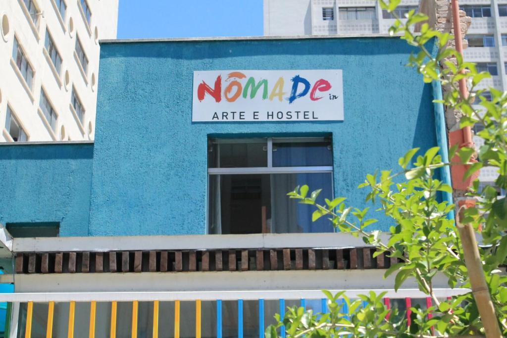 Nomade In Arte e Hostel São Paulo