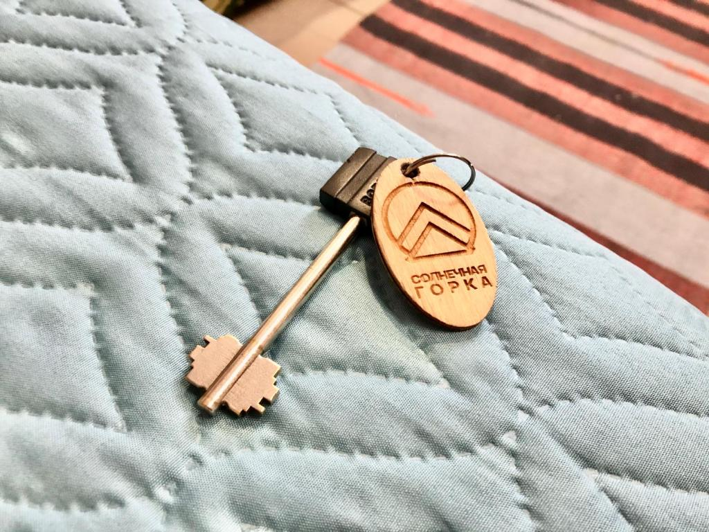 Логотип или вывеска гостевого дома