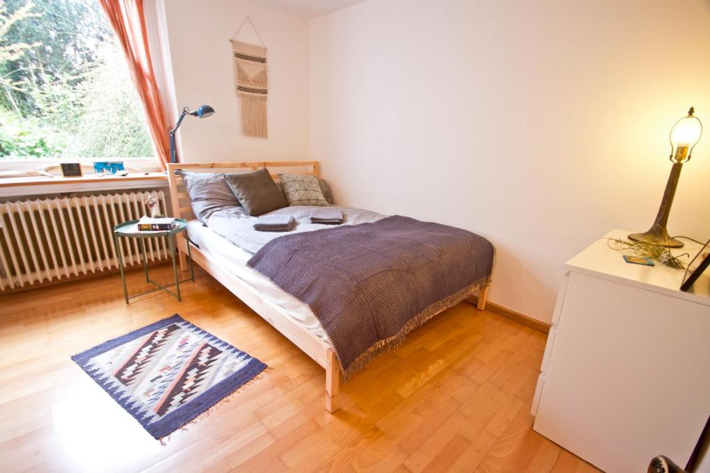 Den Private Indkvartering Cozy Bauhaus Retreat Tyskland Margetshochheim Booking Com
