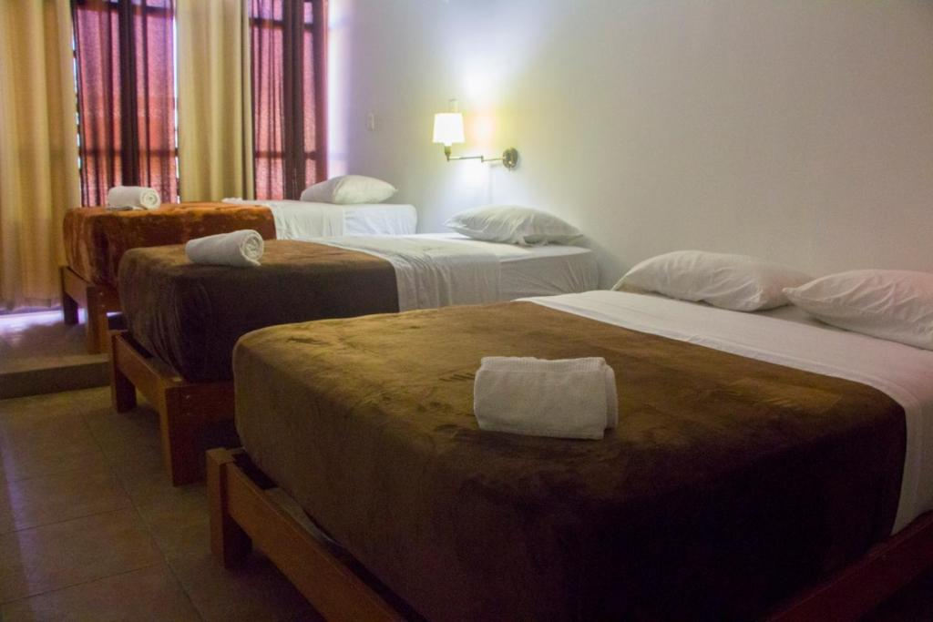 Hostel Duque de Villa