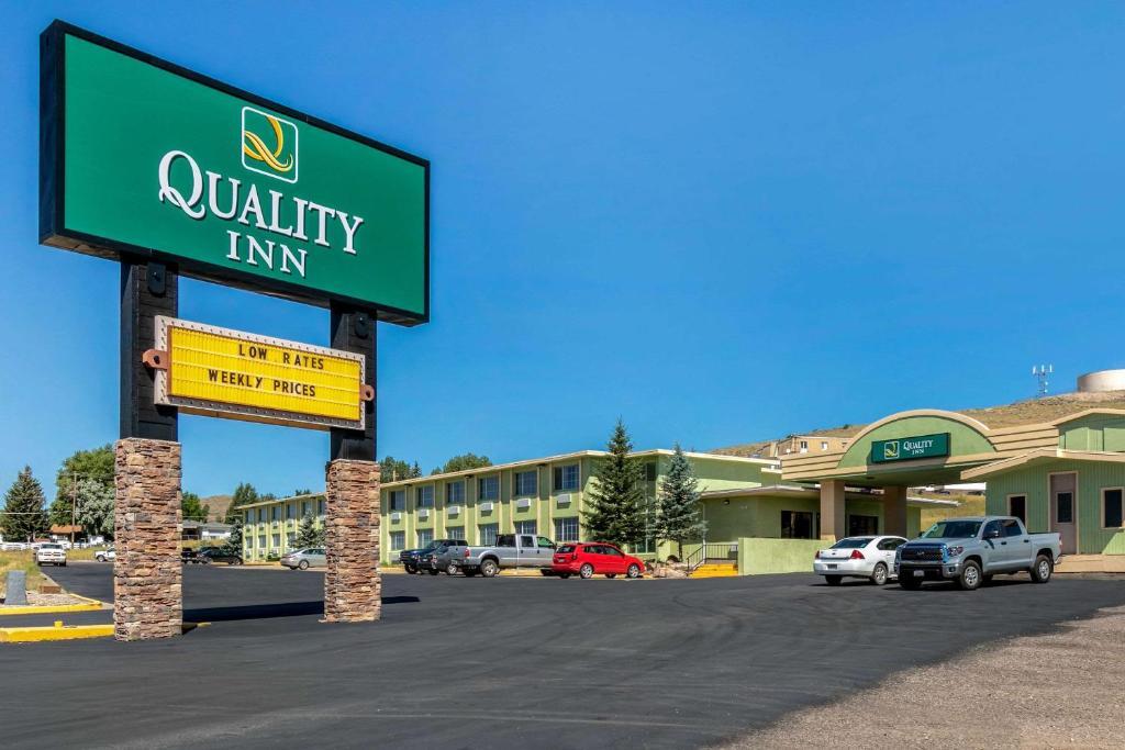 Quality Inn Rawlins I-80