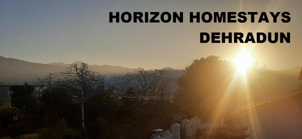 Horizon Homestays Dehradun