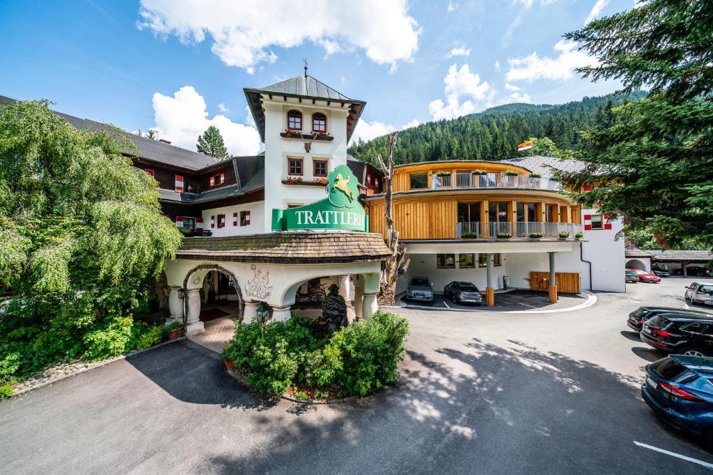 Hotel Trattlerhof Bad Kleinkirchheim, Austria
