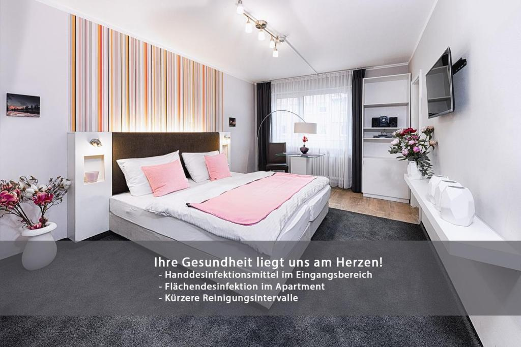 Concept Living Munich - Laterooms