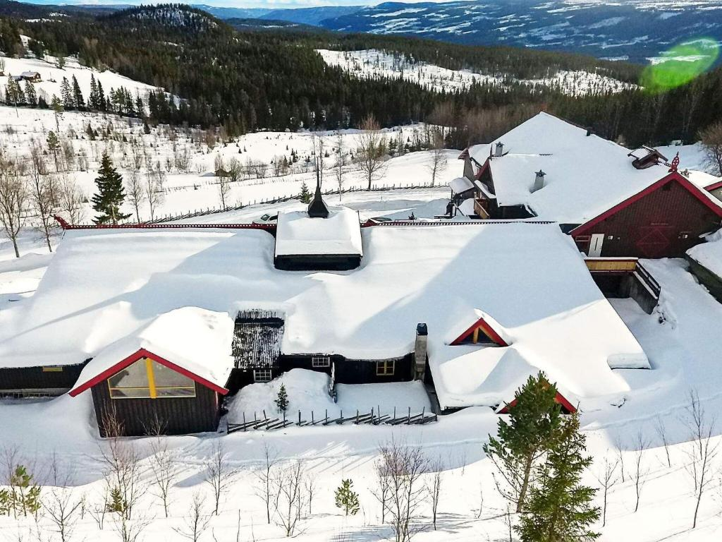 Apartment Hemsedal during the winter