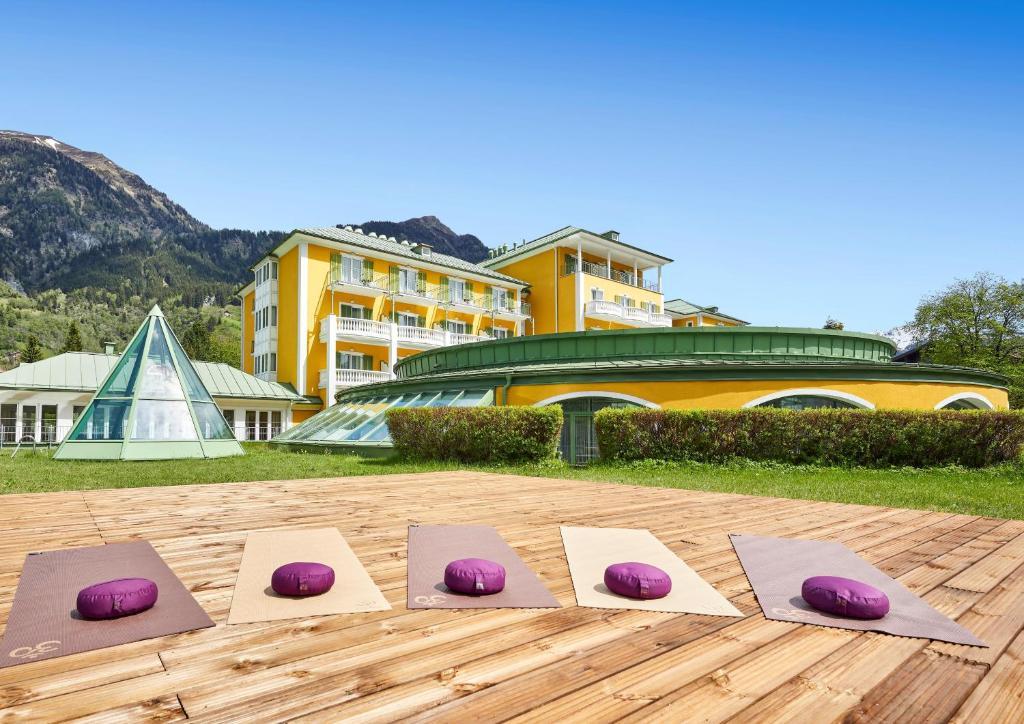 Das Alpenhaus Gasteinertal Bad Hofgastein, Austria
