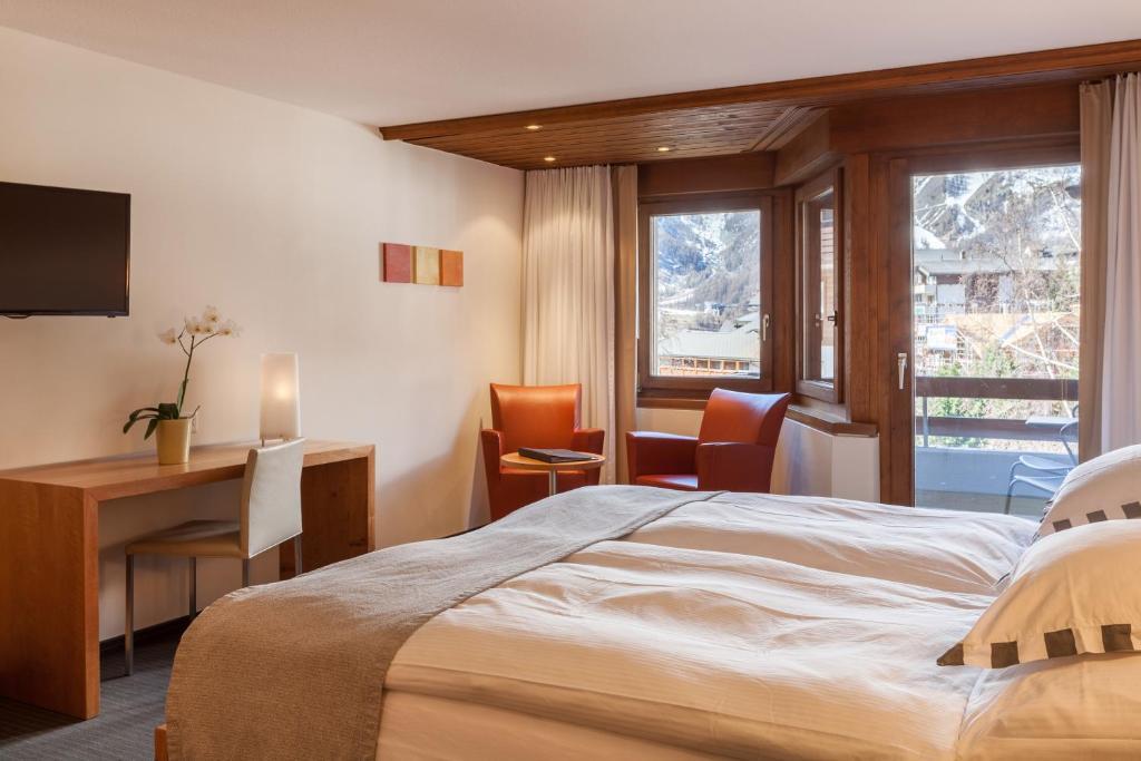 Hotel Allalin Saas-Fee, Switzerland