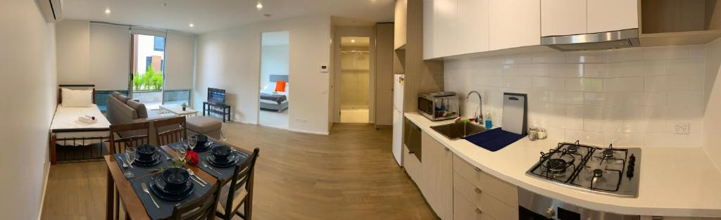 Brand New One/Two - Bed Room Apartment @ Maribyrnong