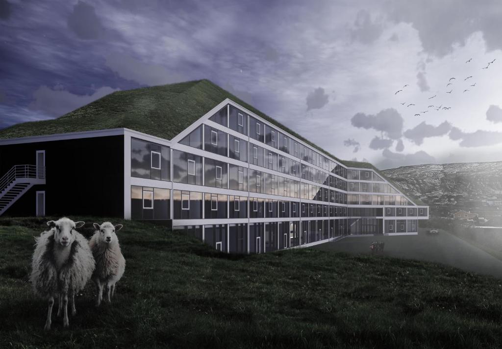 Hilton Garden Inn Faroe Islands Tórshavn, Oktober 2020