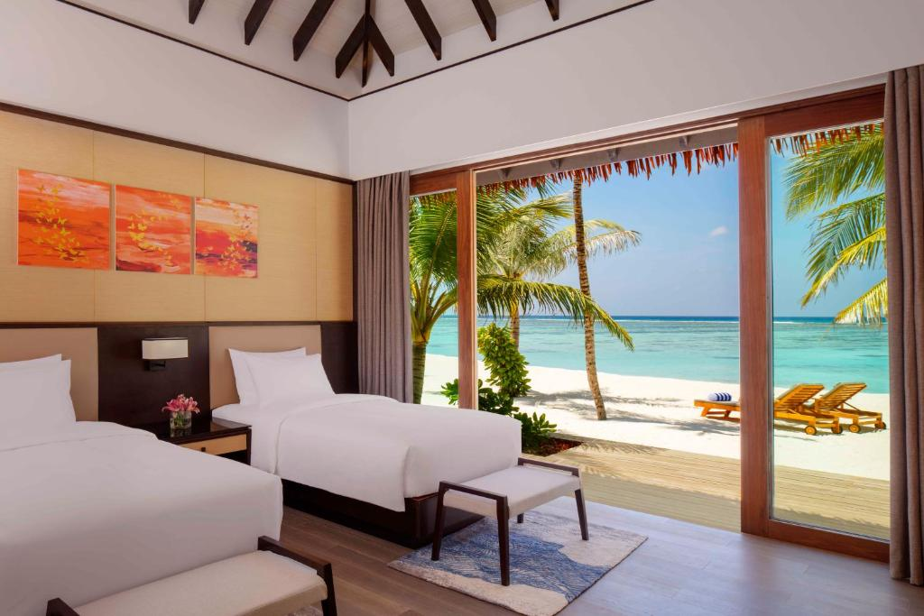 Radisson Blu Resort Maldives, August 2020
