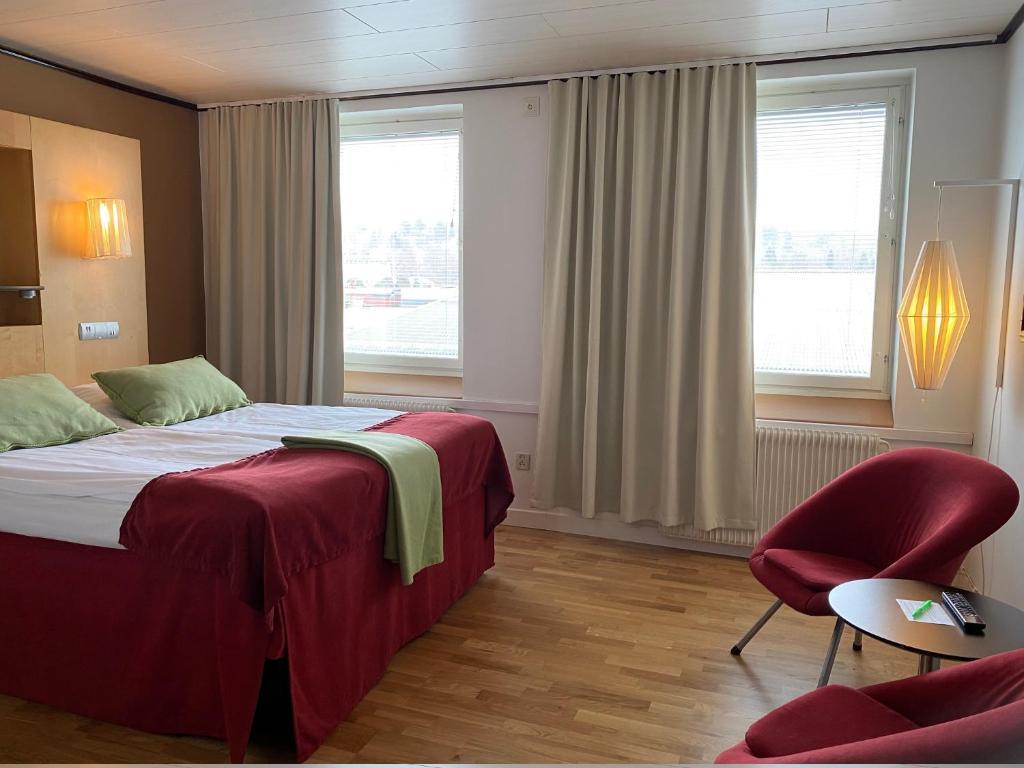 Strand City Hotel Ornskoldsvik, Sweden