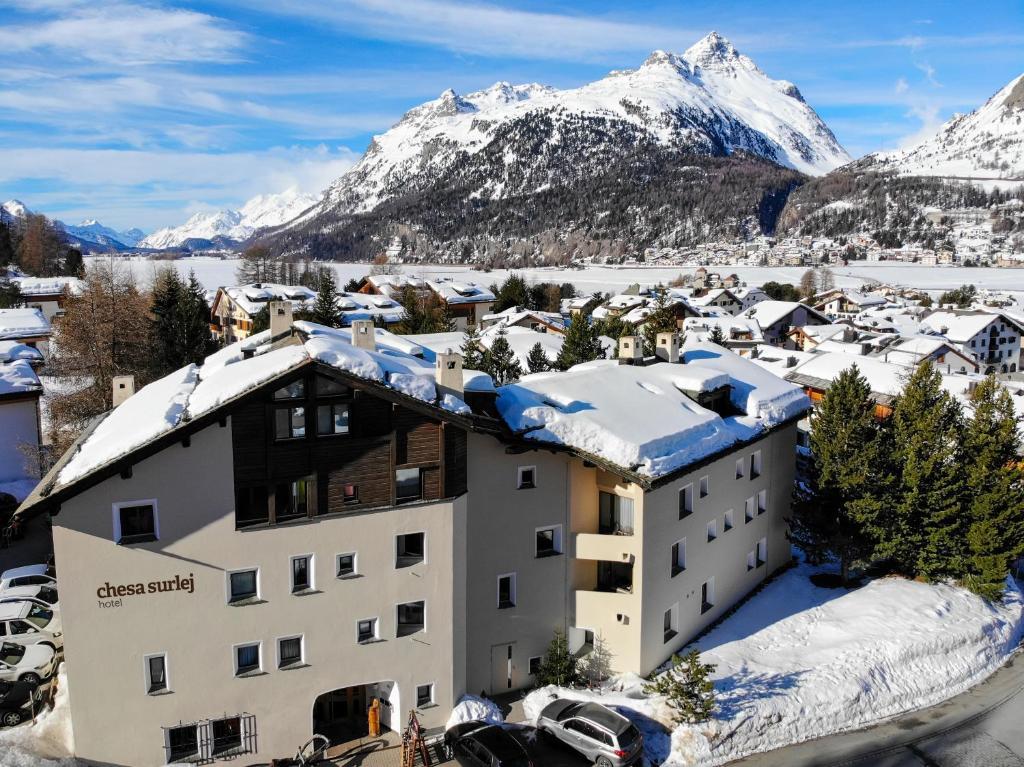 Hotel Chesa Surlej Silvaplana, Switzerland