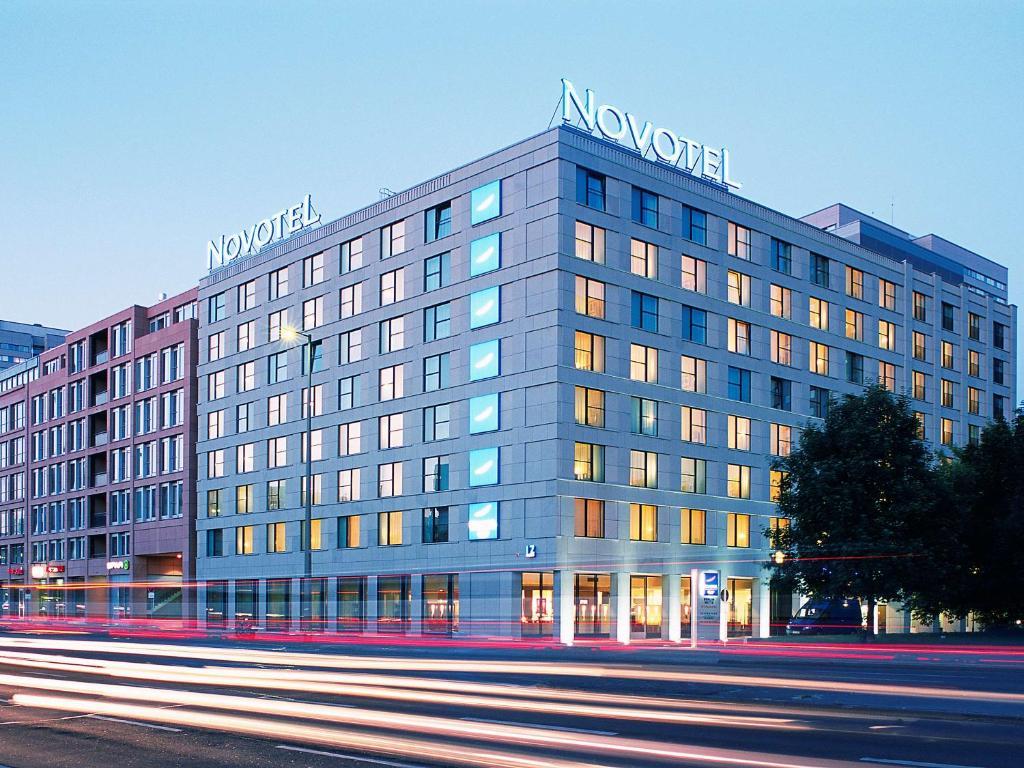 Novotel Berlin Mitte Berlin, Germany
