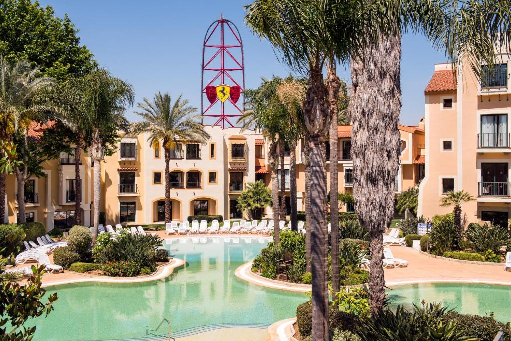 Portaventura Resort Includes Portaventura Park Tickets Salou Updated 2020 Prices