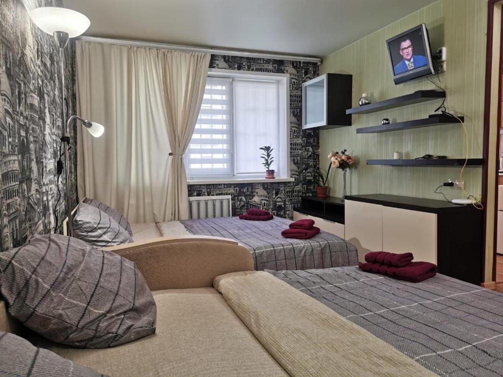 Уютная квартира на Фрунзе 8