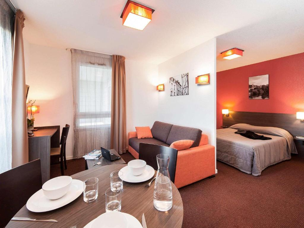 Aparthotel Adagio access Poitiers - Laterooms