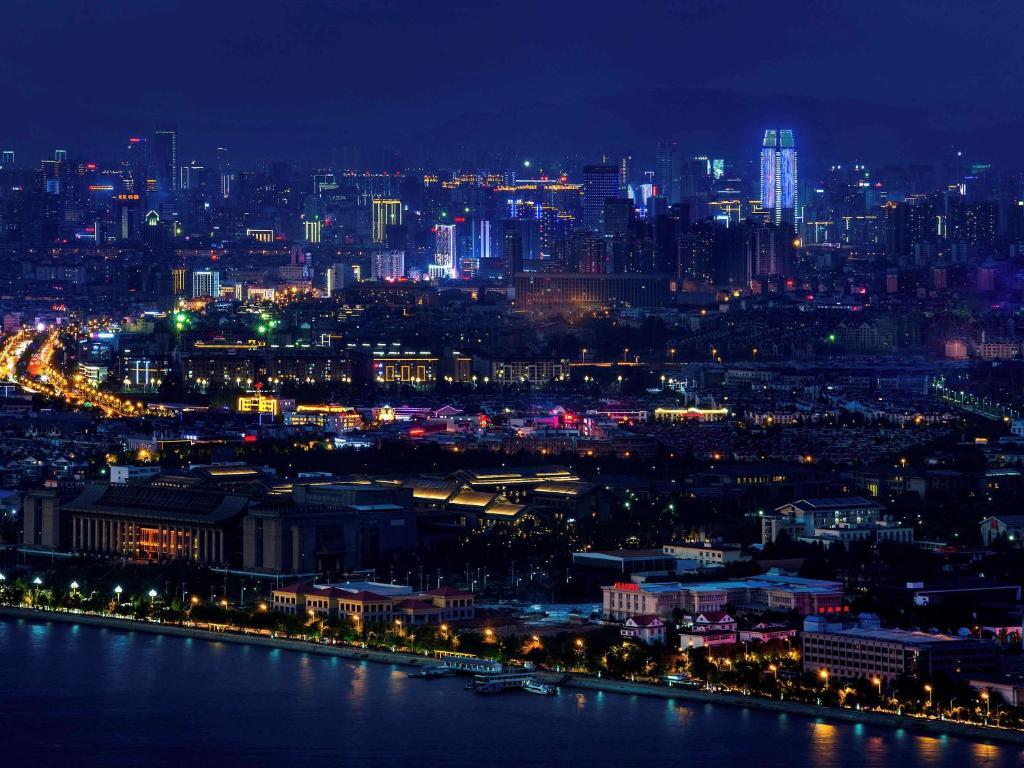 A bird's-eye view of Sofitel Kunming