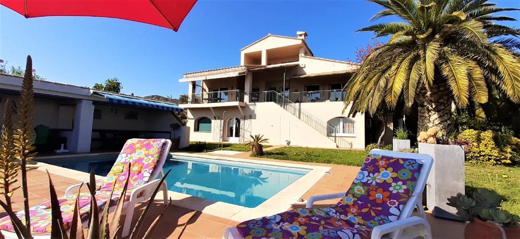 Appartement & Spa - Panoramic Olivars