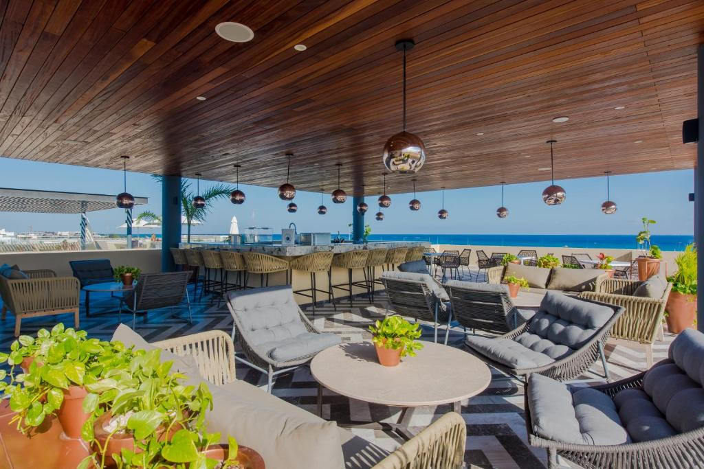 Location 2 Bdr Luxury Rooftop Sea Views Pool Sng Playa Del Carmen Updated 2020 Prices