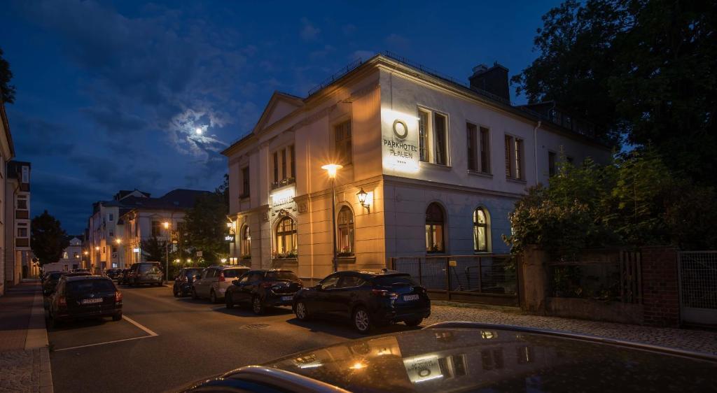 Parkhotel Plauen Plauen, Germany