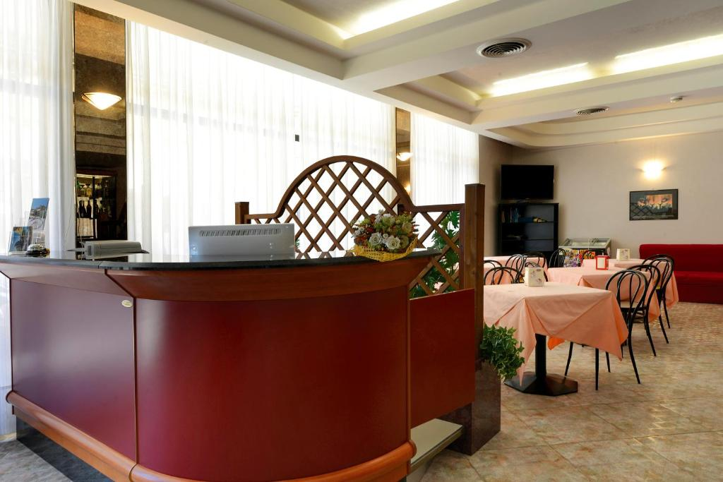 HOTEL RESIDENCE MARGHERITA - Laterooms