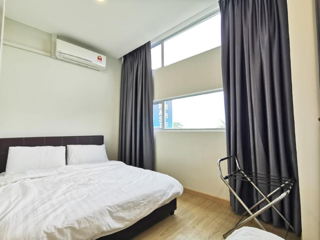 4pax Room Near ECM -BY MY Homestay
