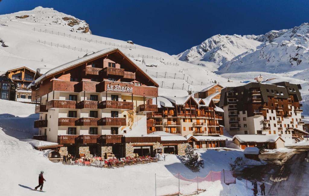 Le Sherpa Val Thorens Hotels-Chalets de Tradition Val Thorens, France