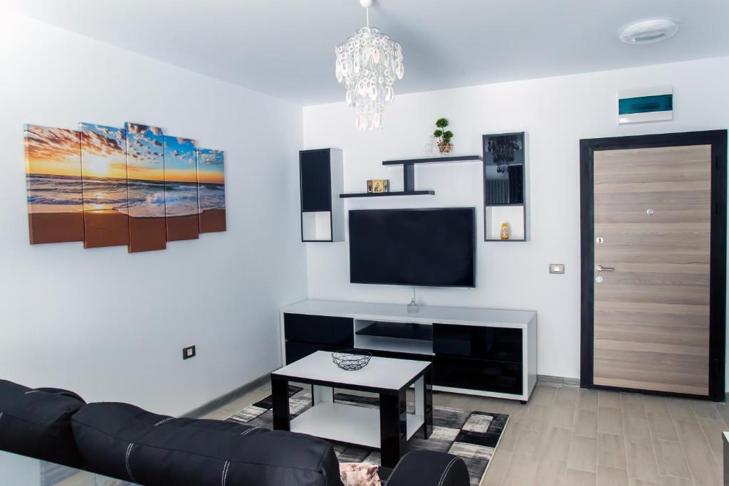 Apartament Alezzi Black&White 3