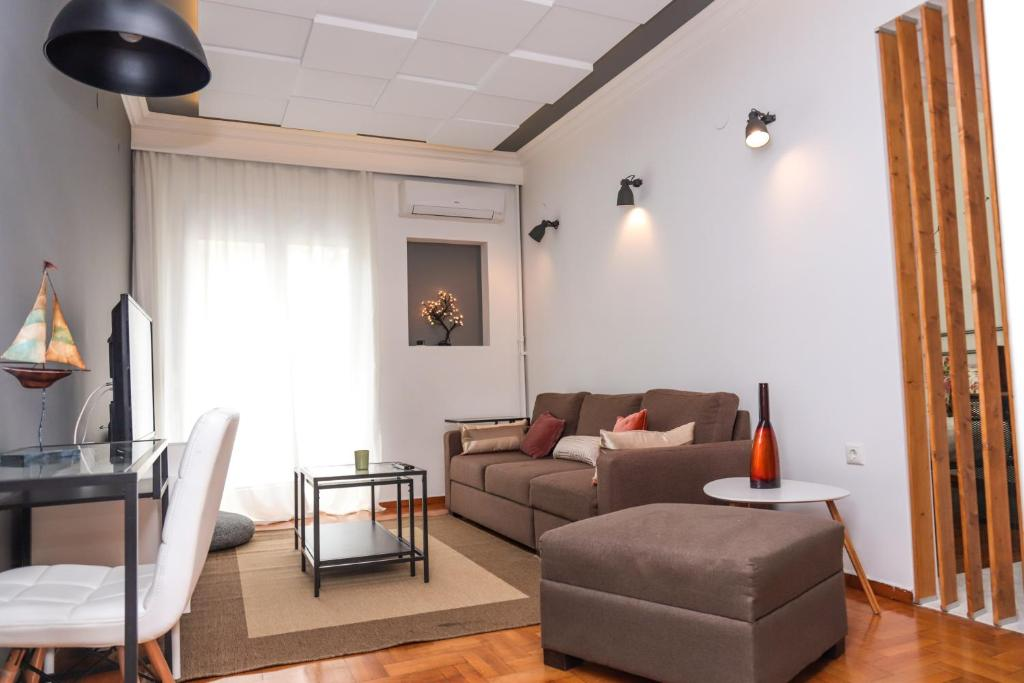 Apartment Think Home, exploring the center of Thessaloniki
