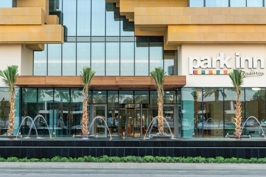 Park Inn By Radisson Riyadh Riyadh Updated 2021 Prices