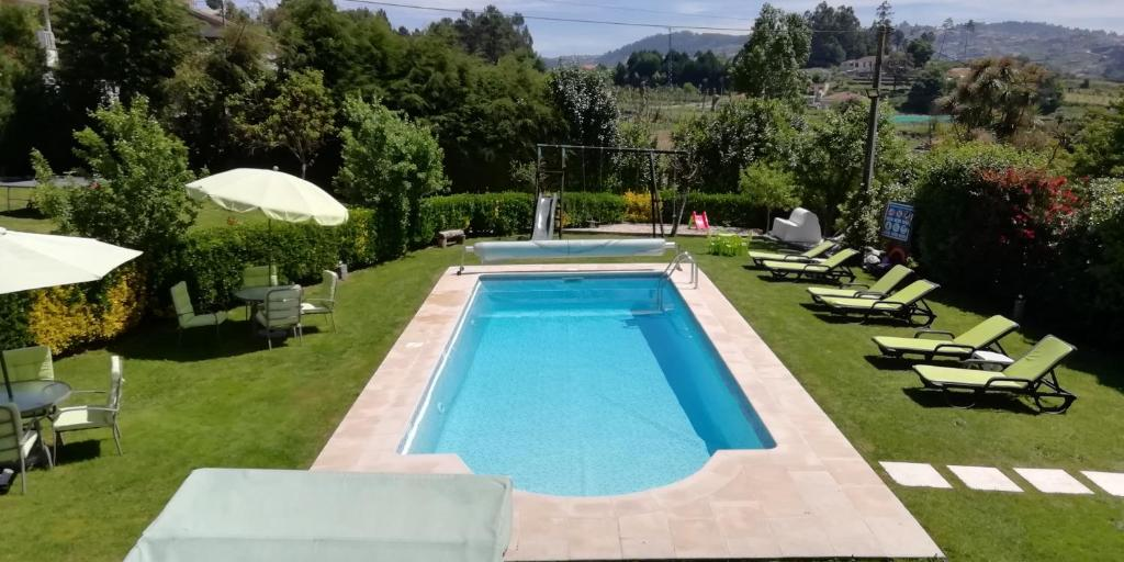 A piscina em ou perto de My Portugal for All - Lousada Villa