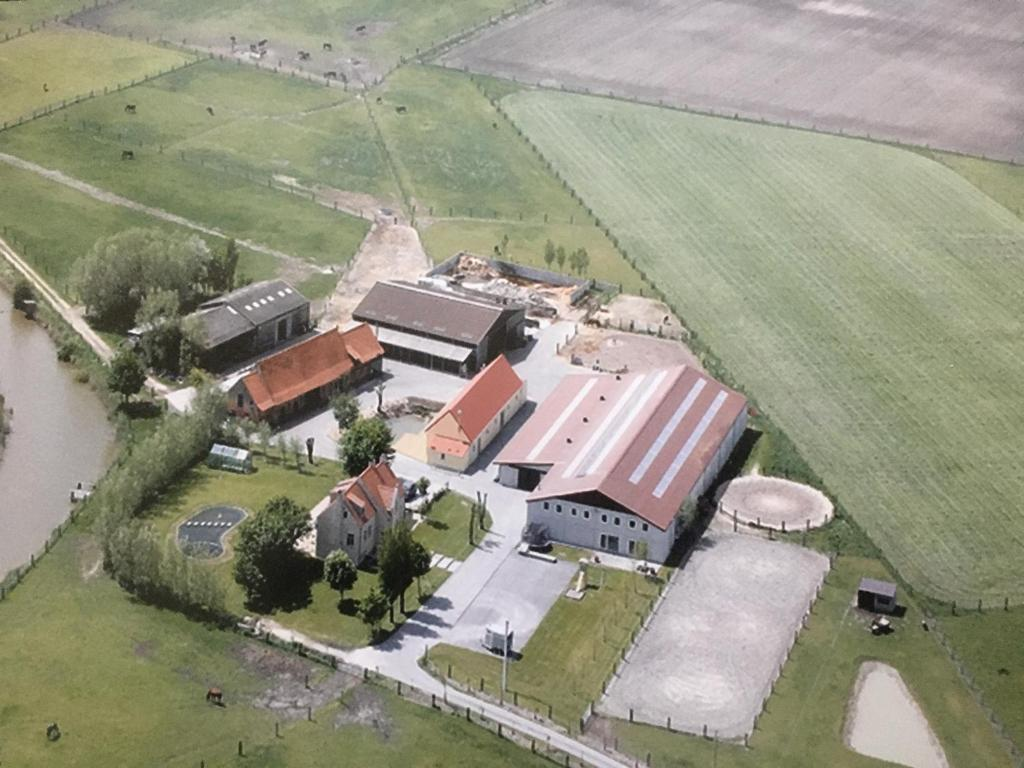 A bird's-eye view of Holiday Home Koolhof
