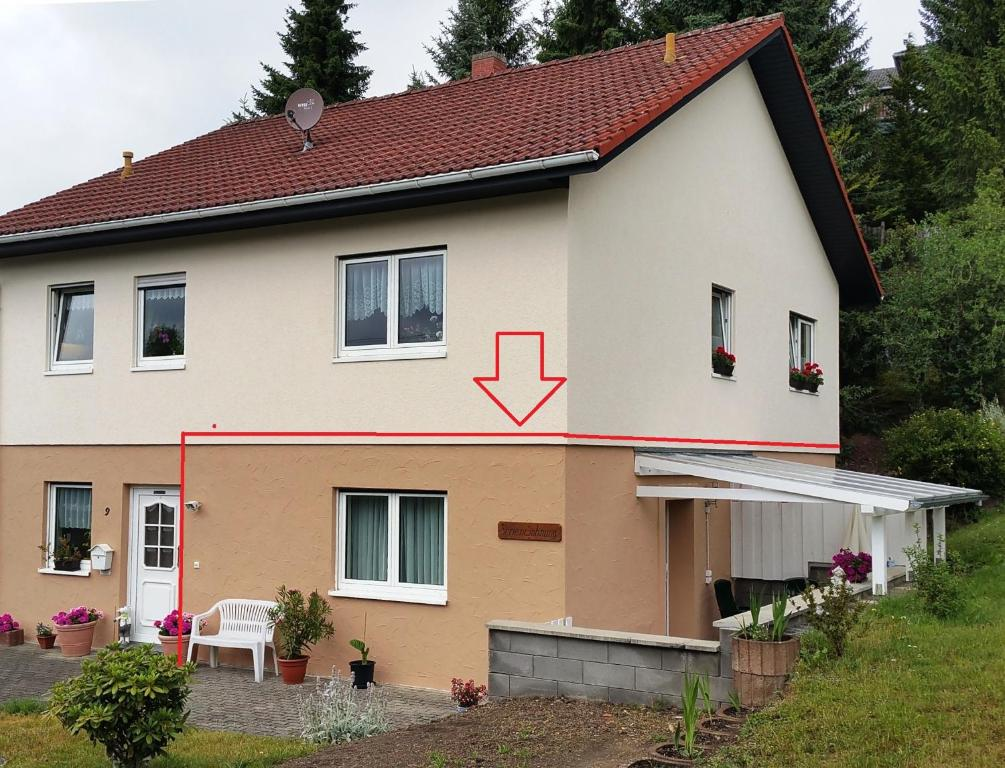 FeWo mit Terrasse - Apartment with terrace